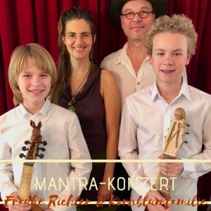 Konzert Kornblum-Familie mit Frauke Richter