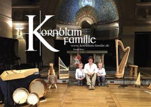Die Kornblum-Familie