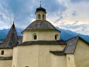 Grabeskirche Innichen/ Südtirol